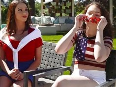 4th Of July and Jennifer Jacobs With Ariella Ferrara