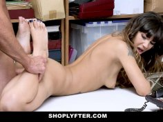 ShopLyfter  Cutie Latina Gets Caught Stealing