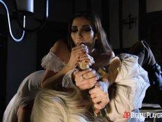 The Bewitcher: A DP XXX Parody Episode 3