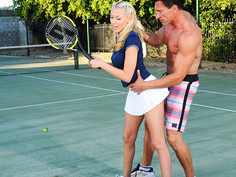 Katie Summers & Marco Banderas in Naughty Athletics