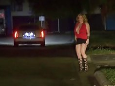 Female cops arrest some black perv man and use him to satisfy their sexual needs