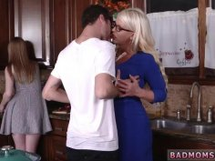 Hairy milf double creampie My compeer's step daughters Boyboss