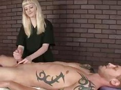 All The Massaging Goes Well Until He Requests Dick