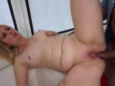 Busty European Mature Assfucked In Spoon Pose