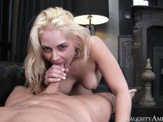 Sarah Vandella,Ike Diezel Housewife 1 on 1