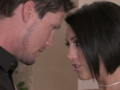 Hot and bootylicious skank Dylan Ryder gets fucked mish