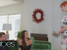 BABES - Step Mom Lessons - Lauren Phillips Juan Lucho Autumn Falls- Stepmom Learns a Lesson