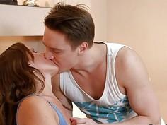 Teens Analyzed Firsttime wet anal pleasure
